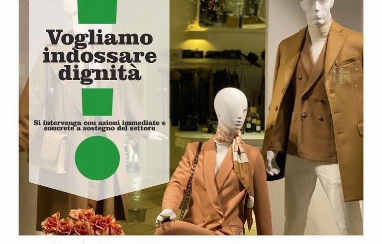 """Nel Catanese il settore moda è il più colpito dal covid: """"Perdita del 70%"""". Chiesta rottamazione delle scorte"""