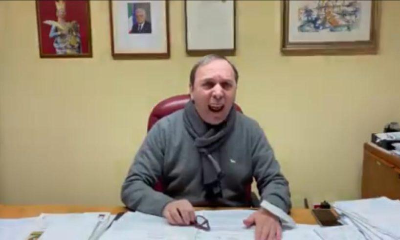 """Paternò, Naso sulla sentenza del TAR: """"Rispettiamo la sospensiva. Cerco di tutelare salute dei cittadini"""" (VIDEO)"""