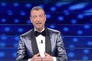 """Sanremo, Amadeus: """"Il Festival blindato non serve a niente. Lo dobbiamo volere tutti o ci rivediamo nel 2022"""""""