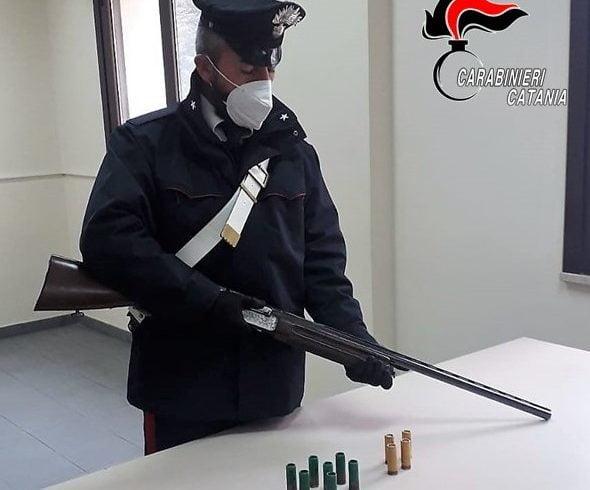 Randazzo, da un muro a secco spunta un fucile con matricola abrasa: sarà esaminato dal Ris