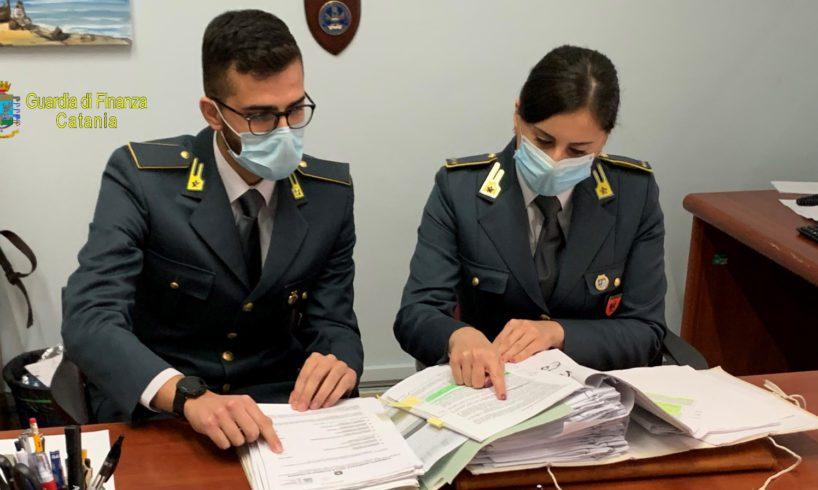 Catania, vendite non fatturate per 300 mila euro e 2 lavoratori in nero: verifica GdF su azienda che vende bevande