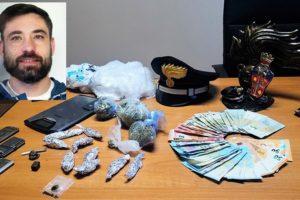 Misterbianco, pusher ai domiciliari nascondeva droga e soldi dentro il barbecue: finisce in carcere