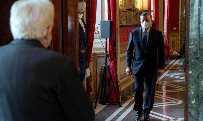 Governo, Draghi svela le carte: sarà un governo tecnico-politico formato da persone capaci