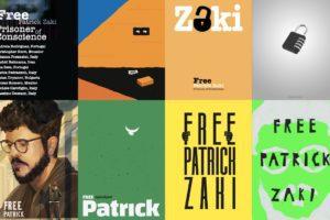 """""""Zaki libero"""": anche Catania partecipa al contest di Amnesty. 10 poster per chiedere il rilascio dello studente egiziano"""