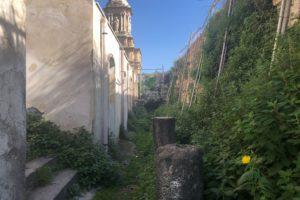Il convento morto di Paternò: sistemare altrove i loculi per ridare bellezza a un luogo abbandonato