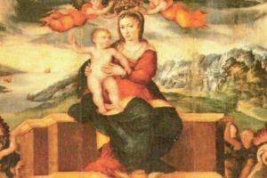 Paternò, aspettando la 'Madonna dell'Itria': tour italiano dell'opera di Sofonisba Anguissola dopo il restauro