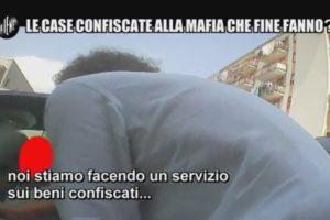 """Adrano, """"Le Iene"""" al Comune nel giorno del blitz: ma è per i beni confiscati alla mafia"""