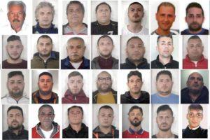 'Adrano libera', le foto dell'operazione antimafia contro il clan Santangelo
