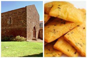 Paternò, la sala degustazioni nell'ex chiesa e le panelle con il mais: il parere di un'esperta
