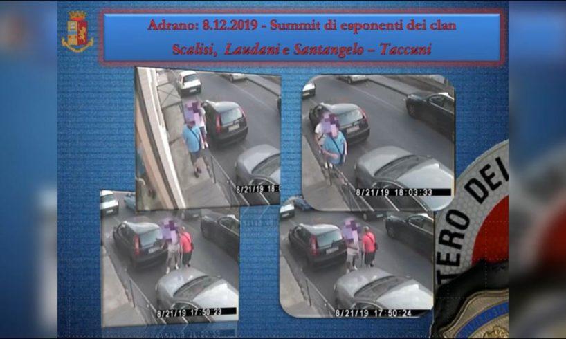 Adrano, l'operazione antimafia Triade svela summit nell'ex palestra dopo sparatoria