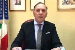 """Paternò, positivi in aumento e il sindaco annuncia giro di vite: """"Partiranno controlli, saremo intransigenti"""" (VIDEO)"""