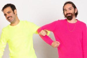 'Musica leggerissima' è già Disco D'Oro: il brano di Colapesce e Dimartino è primo in tutte le piattaforme digitali