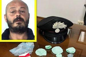 Palagonia, la cocaina era nascosta in cucina: 44enne arrestato in flagranza