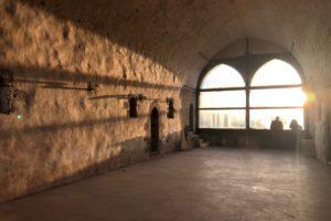 Paternò, l'orologio solare del Castello: l'Archeoclub conclude la prima fase dei lavori