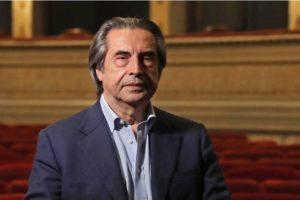 """Cultura, Riccardo Muti: """"Nel Sud messe da parte eccellenze nel teatro e musica. Vergognoso"""""""