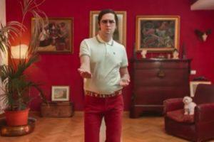 """Adrano, è il videomaker Tomaselli il 'coreografo' tedesco del tutorial di 'Musica leggerissima': """"Vi racconto com'è nato"""""""