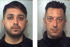 I soggetti, grazie alla denuncia della vittima, furono sottoposti dai carabinieri a fermo di indiziato di delitto.