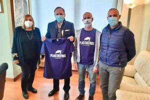 """Paternò, intesa tra Comune e 'Plastic Free'. Gulisano: """"Si lavora per svolta green della città"""""""