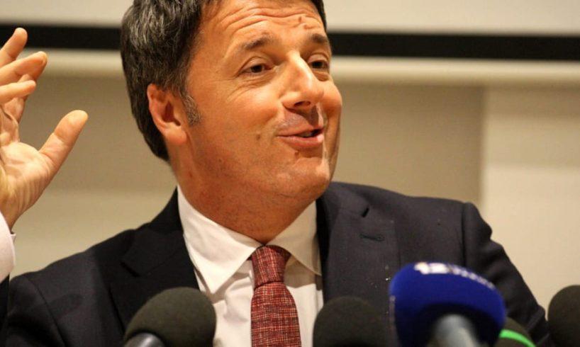 """Italia viva, Renzi: """"Non con i sovranisti, non con i populisti. Se Pd si allea con i grillini non ci saremo"""""""
