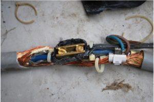 Catania, ladri di luce elettrica per 100 mila euro: 2 arresti e molte denunce