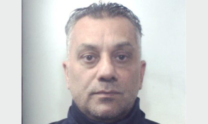 S. Giovanni la Punta, ordine di carcerazione per 42enne affiliato ai 'Mussi i' ficurinia': deve scontare 2 anni e 6 mesi